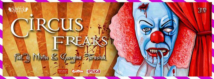 † Halloween † Circus Freaks † Lista FB Freaks Free †