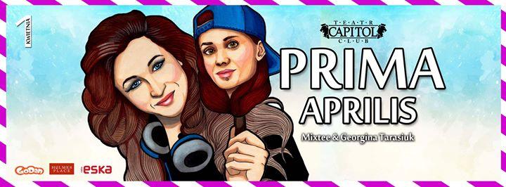 PRIMaPRILIS ★ Mixtee & Georgina Tarasiuk ★ Lista FB Free