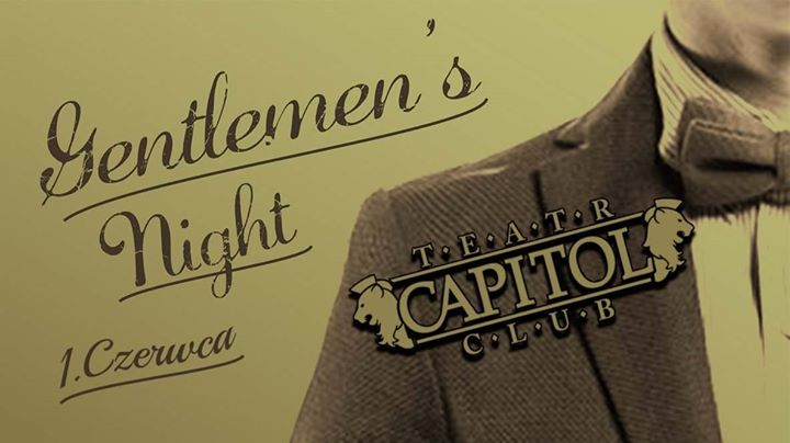 Gentlemen's Night