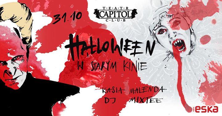 † Halloween w starym kinie † Lista FB Free †