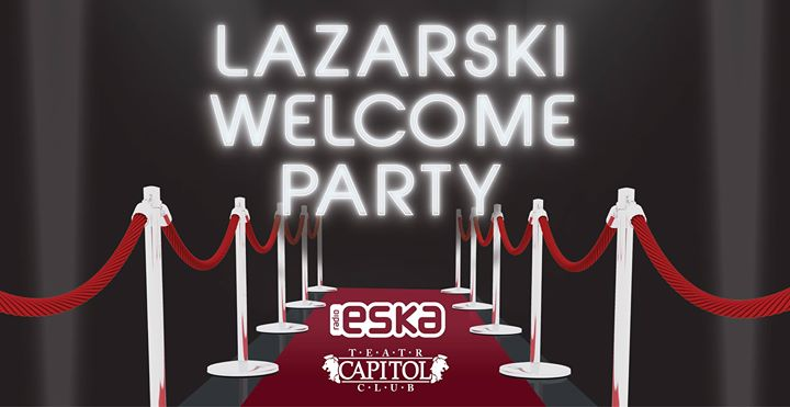 Lazarski Welcome Party // 20.10