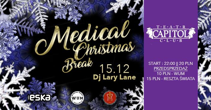 Medical Christmas Break